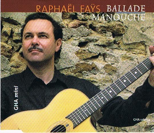 07 R. Fays Ballade Manouche_