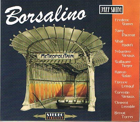 16 Borsalino Metropolitain